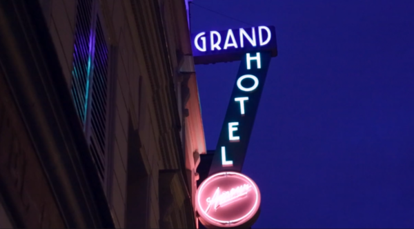 Grand amour hotel