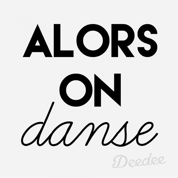 Alors-on-danse