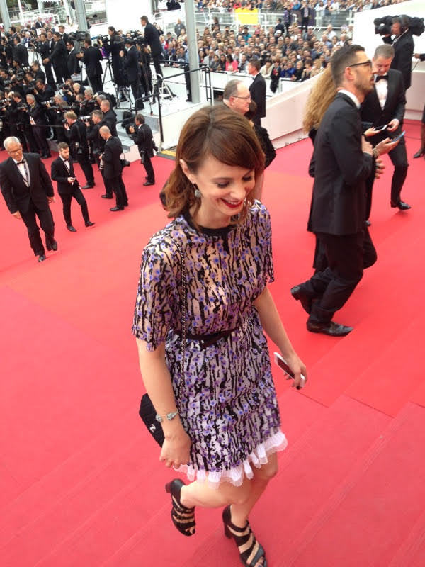 Cannes tapis rouge
