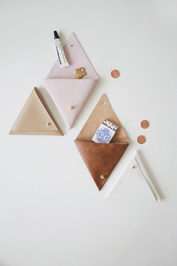 DIY-triangle-leather-pouches-almost-makes-perfect