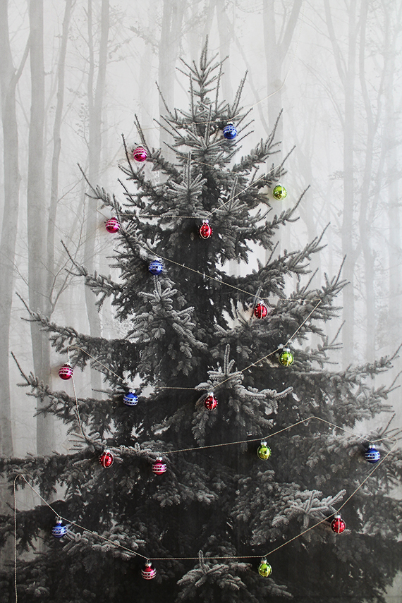 makeshift-xmas-tree